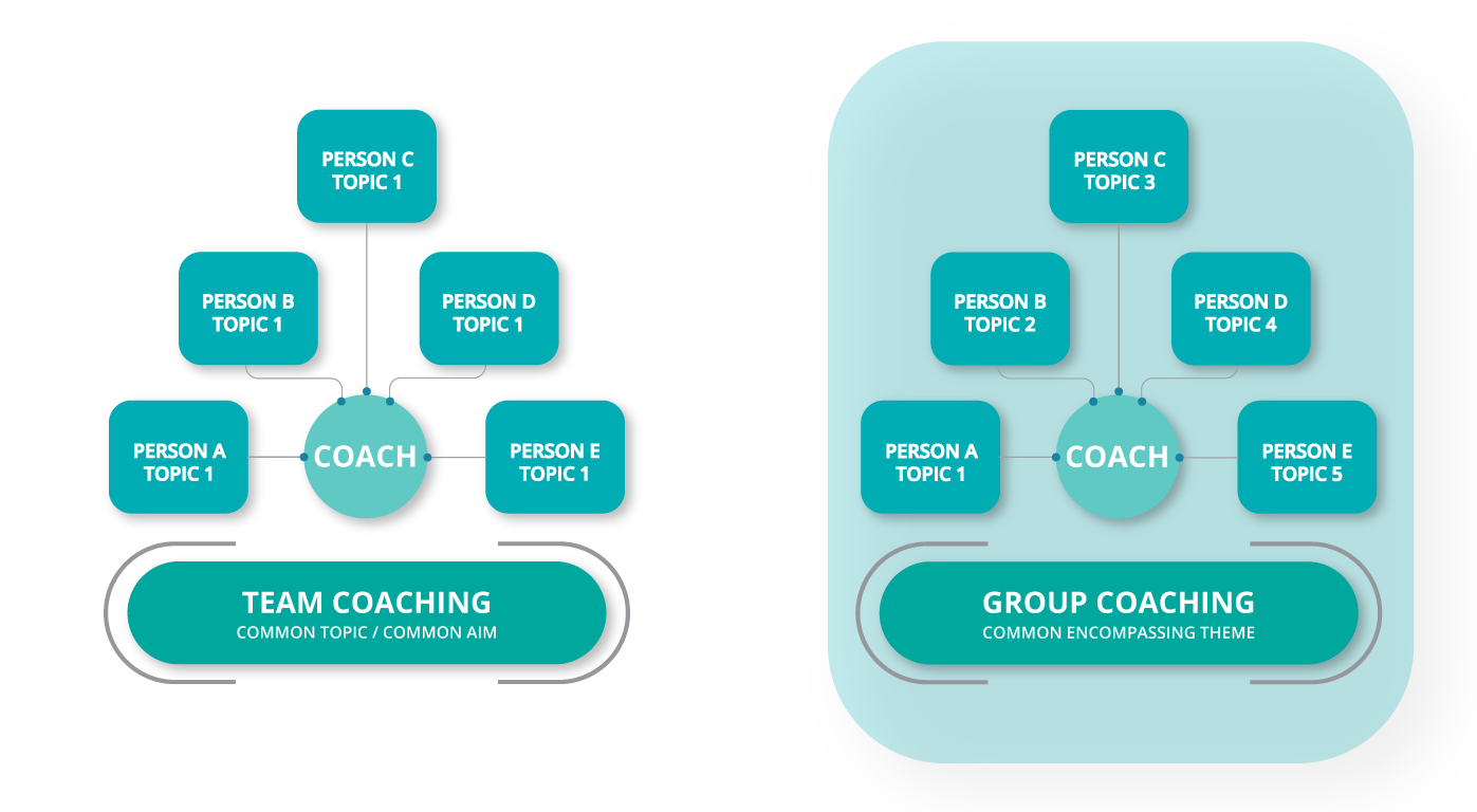 Team Coaching Infographic